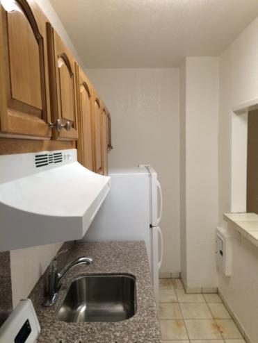 kitchen straight angle
