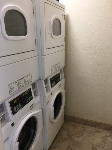 Stackable washers/dryers